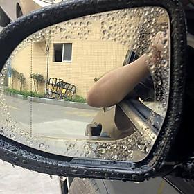 Miếng dán gương chống nước ô tô