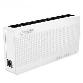 Switch 8 Port 10/100M Tenda S108 - Hàng chính hãng