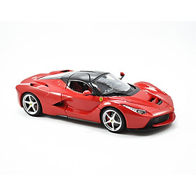Mô Hình Xe Ferrari Laferrari Signature Red 1:18 Bburago - MH18-16901