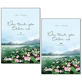 [Download Sách] Combo truyện ngôn tình đáng đọc : Khi tình yêu chớm nở - Trọn bộ 2 tập - Tặng kèm bookark PĐ books