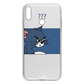 Ốp lưng dành cho Vsmart Star 3/Star 4 Tom And Jerry silicone dẻo trong(sản phẩm có 8 mẫu) - Hàng Chính Hãng