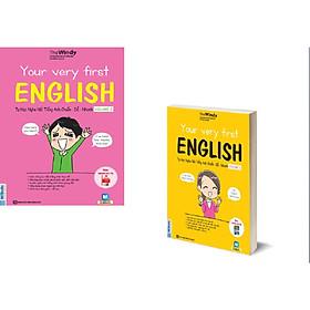 Combo Tự Học Nghe Nói Tiếng Anh Chuẩn – Dễ – Nhanh Volume 1 Và 2(Tặng kèm booksmark)