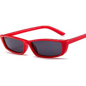 Retro Sunglasses Woman Sunglasses Fashion Resin ABS Women Shopping
