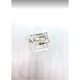 Nhẫn Đôi - Mẫu 07-NĐ0007 Cỡ Trung