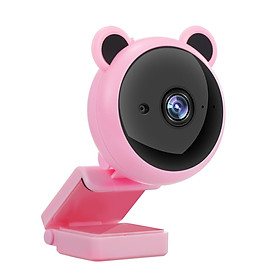1080P Webcam with Microphone, USB 2.0 Desktop Laptop Computer USB Camera Plug and Play, for Video Streaming, Conference,