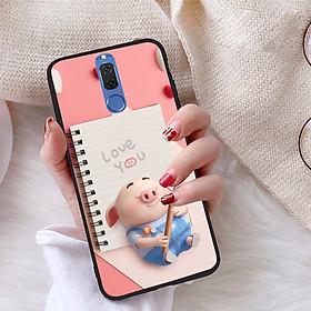 Ốp lưng dành cho Huawei Nova 2i viền dẻo TPU Bộ Sưu Tập Lợn Tết - Hàng chính hãng