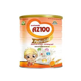 2 Hộp Sữa dinh dưỡng AZ100 PEDIA GOLD 900G