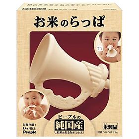 Ngậm Nướu Bằng Gạo Nhật Bản Mochi Trumpet Natural - PEOPLE KM017