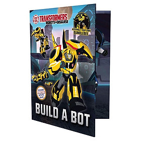 Transformers Robots in Disguise Build a Bot