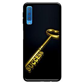 Ốp lưng cho Samsung Galaxy A7 nền chìa khoá 1 - Hàng chính hãng