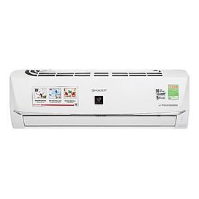 Máy Lạnh Sharp Inverter 1 Hp Ah-Xp10whw Mẫu 2019shra-Hàng Chính Hãng