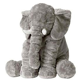 Gối ôm, thú bông hình voi cho bé