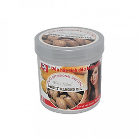 Dầu hấp dưỡng tóc tinh dầu Hạnh nhân (Sweet Almond Oil Repair Hair Treatment)
