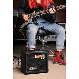 Loa Amplifier Guitar Điện Joyo DC-15 - Amplifier Guitar Electric Joyo DC15 - 15W - hang chính hãng