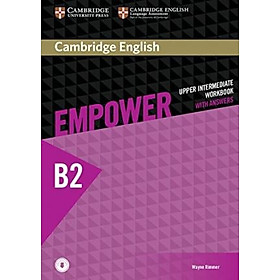 Cambridge English Empower Upper Intermediate Workbook with Answers with Downloadable Audio: Upper intermediate