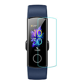 3 Pcs Smart Watch Soft Film Smart Wristband Protector Ultra-Thin High Transparency Cover for HONOR Band 5 Screen