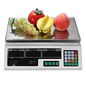 Cân Điện Tử Tính Tiền 40kg cân chính xác, tính tiền chuẩn chỉnh nhanh mà tiện lợi phù hợp tại cửa hàng , siêu thị mini