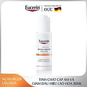 Tinh Chất Ngừa Lão Hóa và Se Khít Lỗ Chân Lông Eucerin Hyaluron-Filler Advanced AOX Essence 30ml