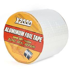 Băng keo chống thấm X2000, siêu dính mọi chất liệu, khổ rộng 5cm dài 5m