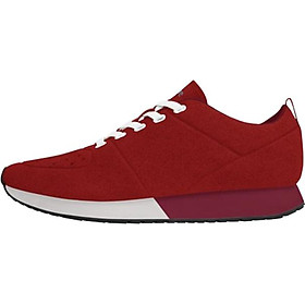 Giày Sneakers Unisex Native AD CORNELL (211052006416) SKI PATROL RED/ PIGEON GREY/ ROOT RED/ JIFFY RUBBER