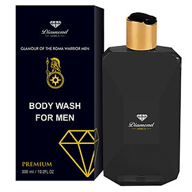 Sữa Tắm Nam Glamour Of The Roma Warrior Men Diamond Africa (300ml)