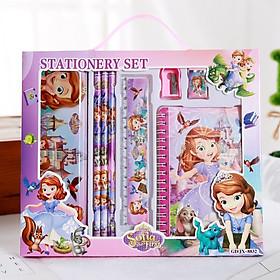 Dụng cụ học tập 10 món hình công chúa sofia dành cho bé