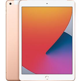 iPad 10.2 Inch WiFi + Cellular 32GB (gen 8) New 2020 - Hàng Nhập Khẩu Chính Hãng