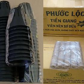 Bộ 50 rọ nhựa NGUYÊN SINH và 50 viên nén xơ dừa ươm hạt Batrivina