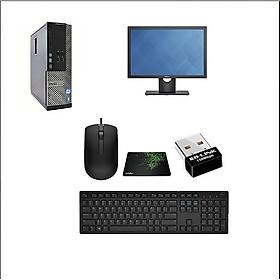BỘ Máy Tính Đồng Bộ Dell  Core i7 3770/Ram8Gb/HDD 500gb/SSD 120gb và Màn hình Dell 21.5 inch  BÀN PHÍM CHUỘT - HÀNG NHẬP KHẨU