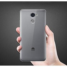 Ốp Lưng Điện Thoại Trong Suốt Bảo Vệ Mặt Lưng, Màn Hình, Camera Cho Huawei Y7 Prime