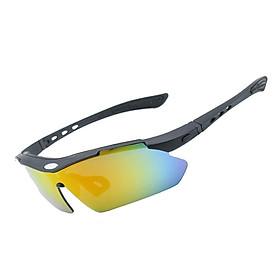 2 Frame Polarized Cycling Sun Glasses Outdoor Sports Bicycle Glasses Men Women Bike Sunglasses Goggles Eyewear 5 Lens