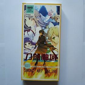 Bộ Postcard 188 tấm Sword Art Online