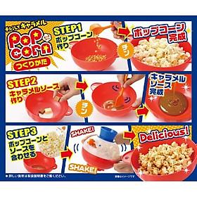 máy nổ bỏng ngô bằng lò vi sóng Nhật Bản sản xuất (Popcorn Maker)