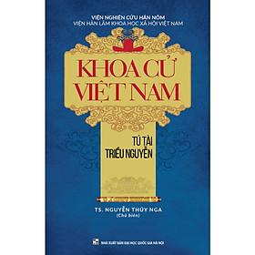 Khoa Cử Việt Nam - Tú Tài Triều Nguyễn