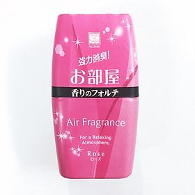 Hộp thơm phòng hương hoa hồng 200ml hàng Nhật Bản