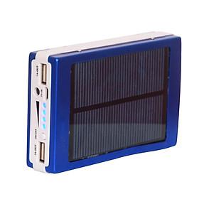 Pin Sạc Năng Lượng Mặt Trời 2 Cổng USB (20000 mAh)