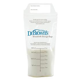 Túi Trữ Sữa Đông Lạnh Dr.Brown's S4005H