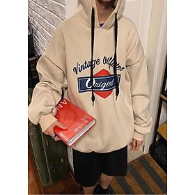 áo hoodie from rộng Nam Nữ HD12