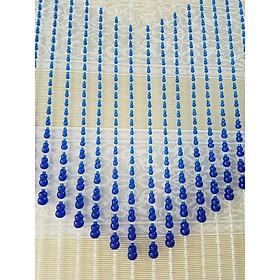 Rèm cửa hạt nhựa cao cấp giả pha lê 100cmx200cm