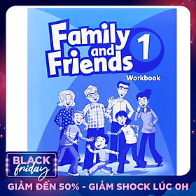 Family and Friends 1 Workbook (British English Edition)