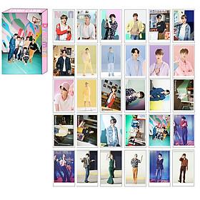 Hộp Lomo card BTS