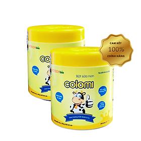 Combo 2 hộp Sữa non COLOMI dành cho trẻ em (130g)