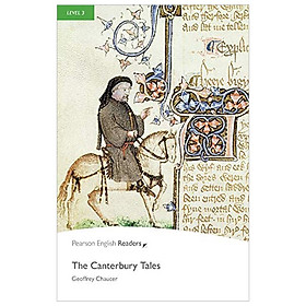 Level 3: Canterbury Tales Book and MP3 Pack (Pearson English Graded Readers)