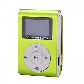 Máy Chơi Nhạc MP3 Xanh Lá (32Gb)
