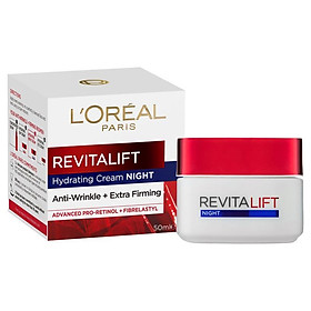 L'Oreal Paris Revitalift Night Cream 50ml