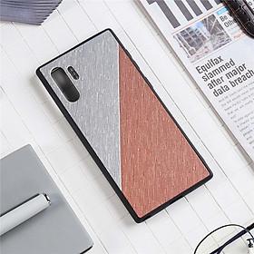 Ốp lưng TPU 2 Màu cho Samsung Galaxy Note 10+ Plus