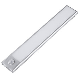 Đèn LED Cảm Ứng Hồng Ngoại Dán Tường Siêu Sáng Pin Sạc 1500mAh