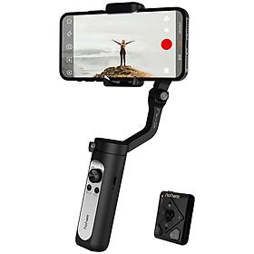 Hohem Isteady X2 - Gimbal   Tay cầm chống rung có remote điều khiển từ xa dùng cho smartphone - Hàng Chính Hãng