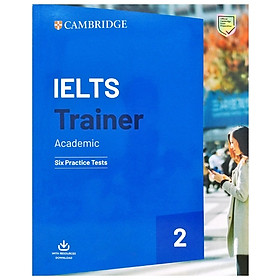 IELTS Trainer 2 Academic