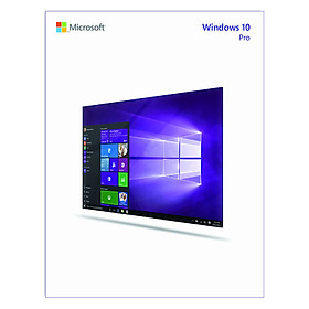 Hệ Điều Hành Microsoft Windows Pro 10 64Bit OEI